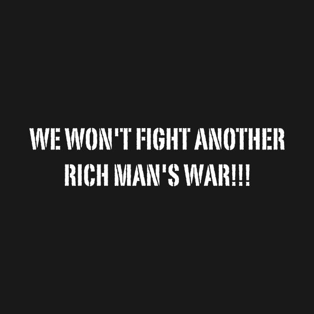RICHMAN'S WAR