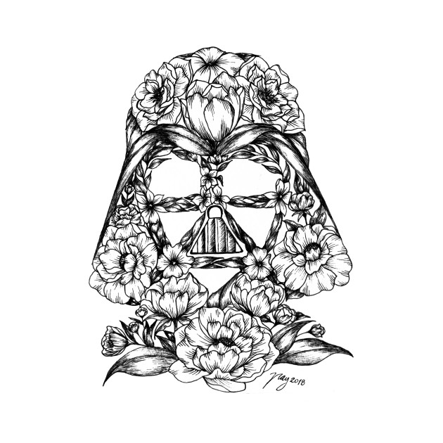 Blooming Vader