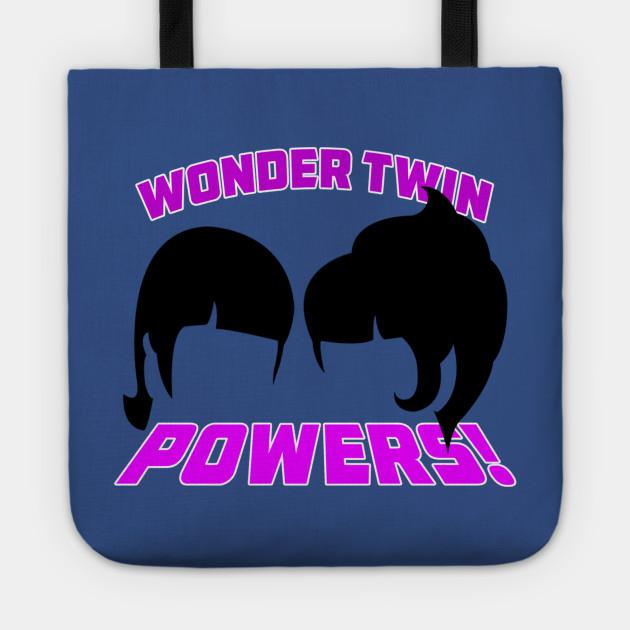 Wonder Twins!