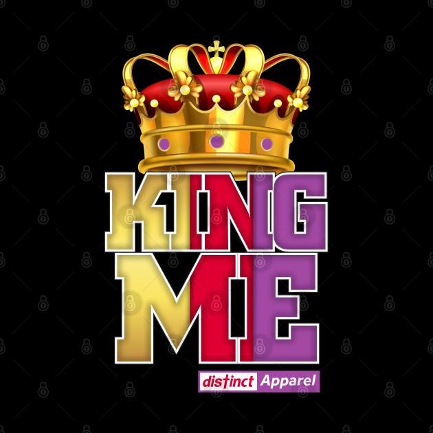 Fathers & Men KING ME