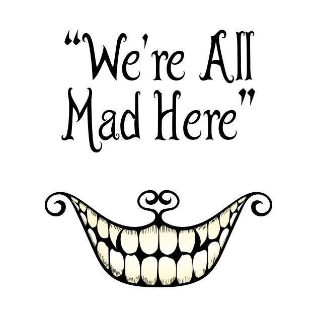 Cheshire cat's quote