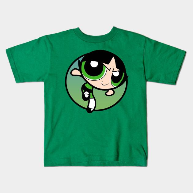 d0b7f2081 Buttercup (Powerpuff Girls) - Powerpuff Girls - Kids T-Shirt | TeePublic
