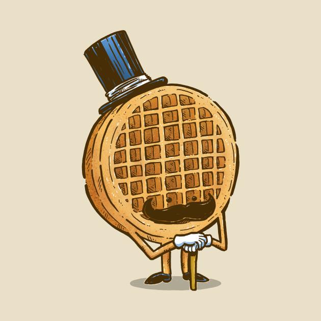 The Fancy Waffle