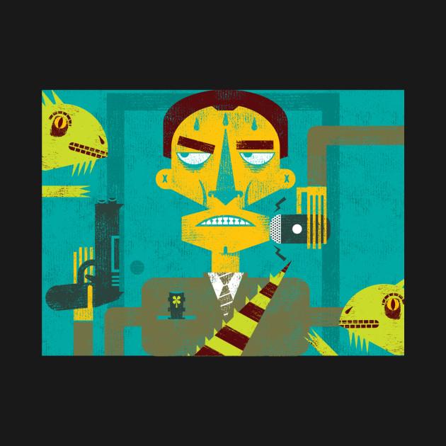 Nicolas Cage-The Bad Lieutenant