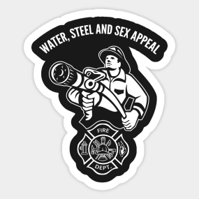 Fire Department Stickers | TeePublic