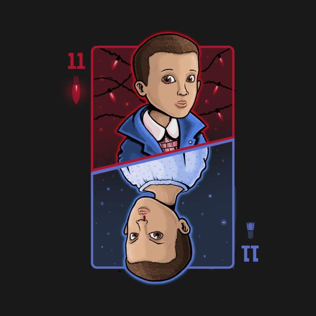 Eleventh Card 11 T-Shirt