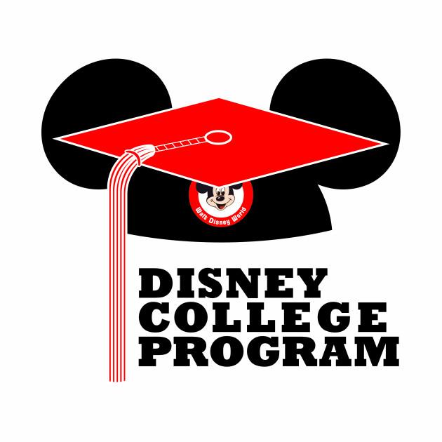 Disney College Program (Light Shirts)