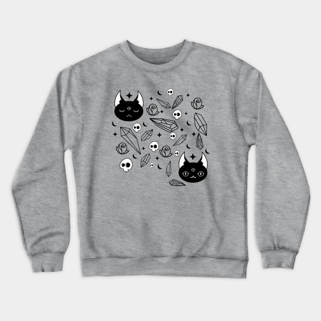 Cats, Crystals, Skulls and Stars oh my!