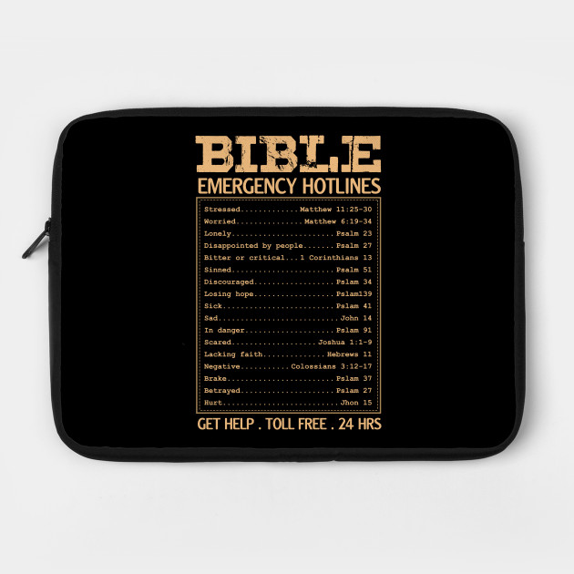 Bible Verse Hotline Index by miamioasis
