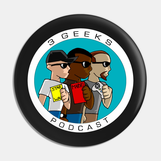 3 geeks Logo