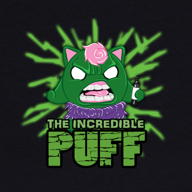 The Incredible Puff
