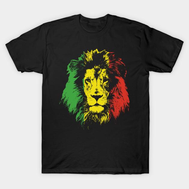 Lion Fierce King Tough Strong