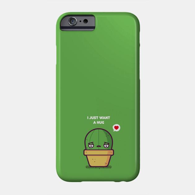 82aaf30583 Cute cactus in pot - Cactus - Phone Case | TeePublic