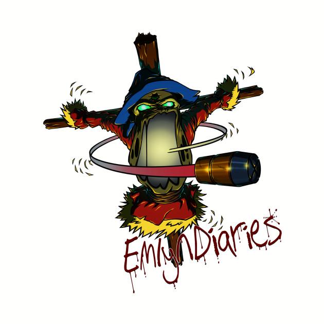 EmlynDiaries Scarecrow