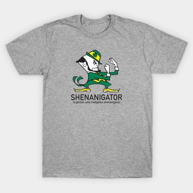 e4cb9229aa Cool & Funny Saint Patricks Day T-shirts! - Shenanigans - T-Shirt ...