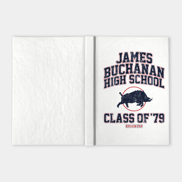 James Buchanan High Class of 79 (Variant)