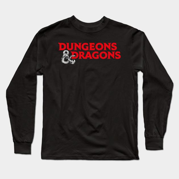 détails pour grande qualité vente limitée Dungeons & Dragons Logo