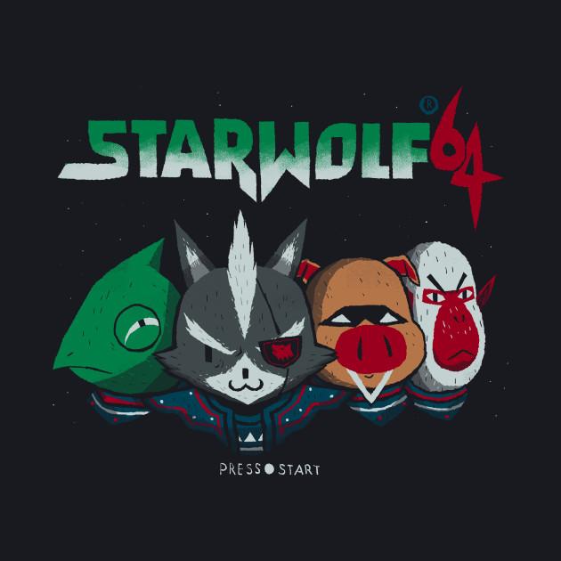 star wolf 64