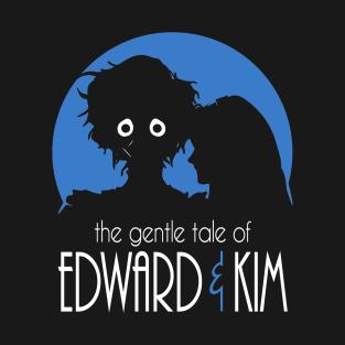 Burton's Tales: Edward & Kim t-shirts