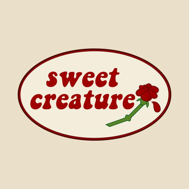 cd654da8a8a Sweet Creature Vintage Rose Design