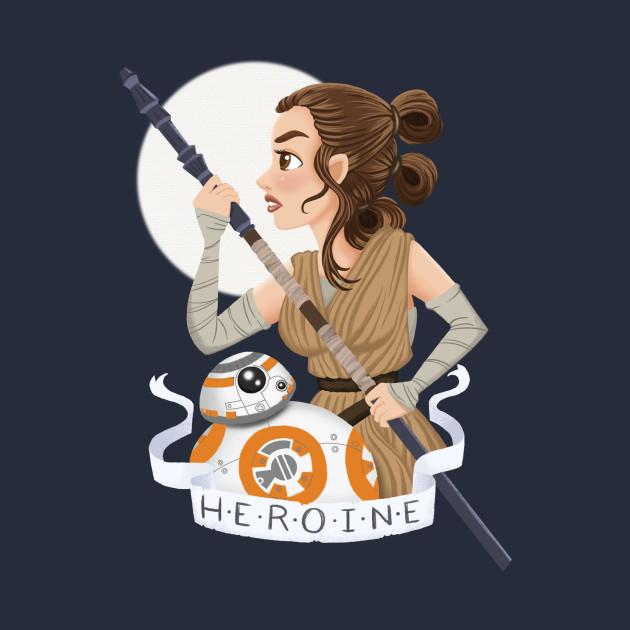 Rey the Heroine