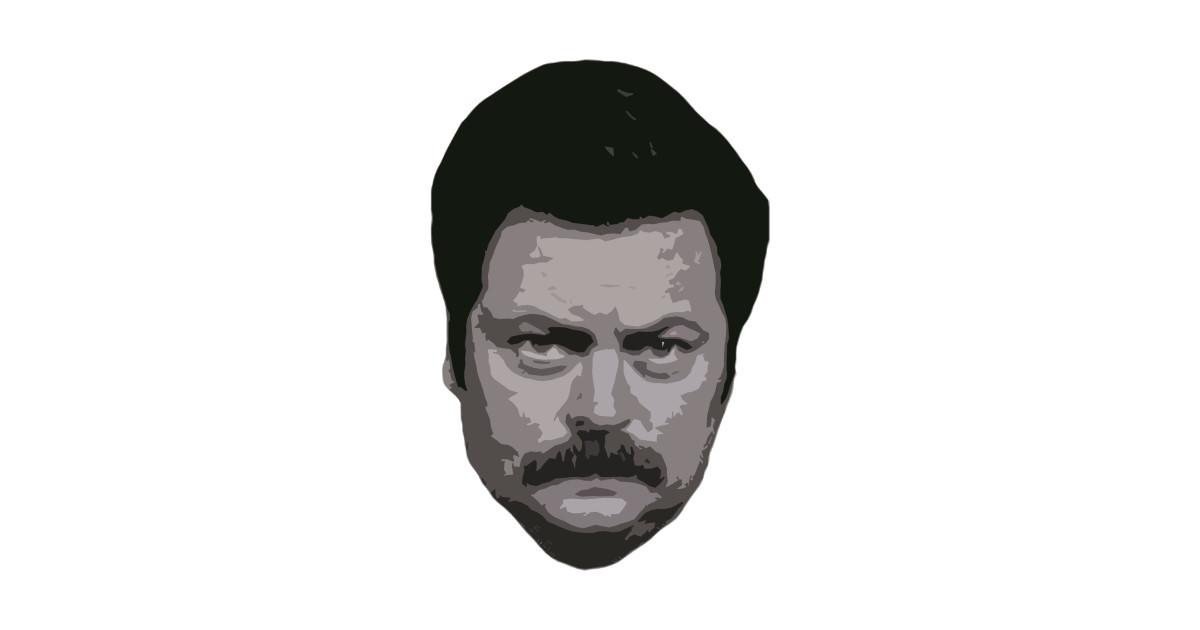 Ron Swanson - Parks And Rec - Mug : TeePublic