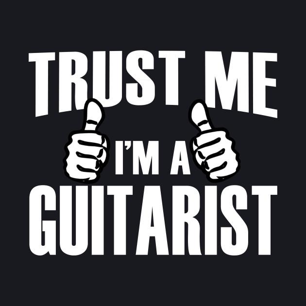Trust Me I'm A Guitarist – T & Accessories