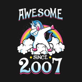 11 Years Old Of Being Awesome T Shirts