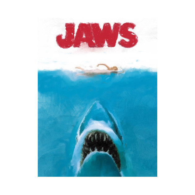 Poster - Jaws