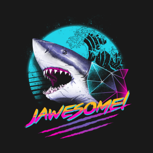 Jawesome! t-shirts