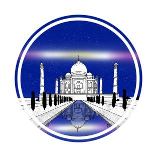 1d68b35eb Taj Mahal T-Shirts   TeePublic