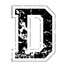 Jersey Letter D Stickers Teepublic