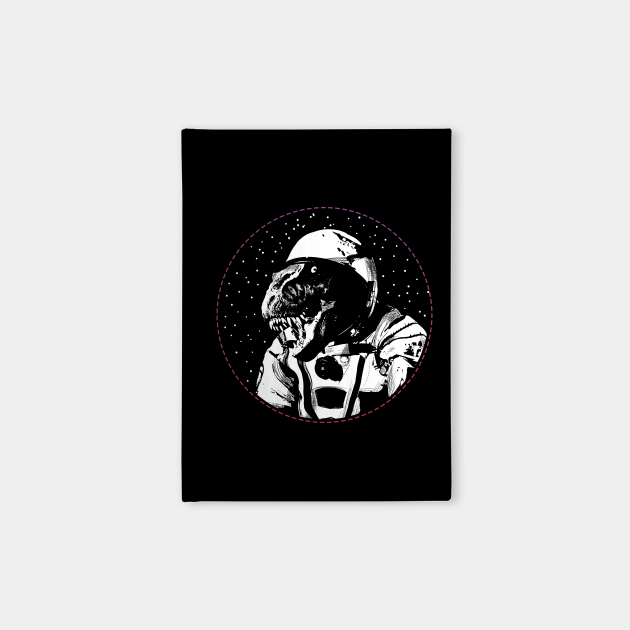 Astronaut Dinosaur Funny