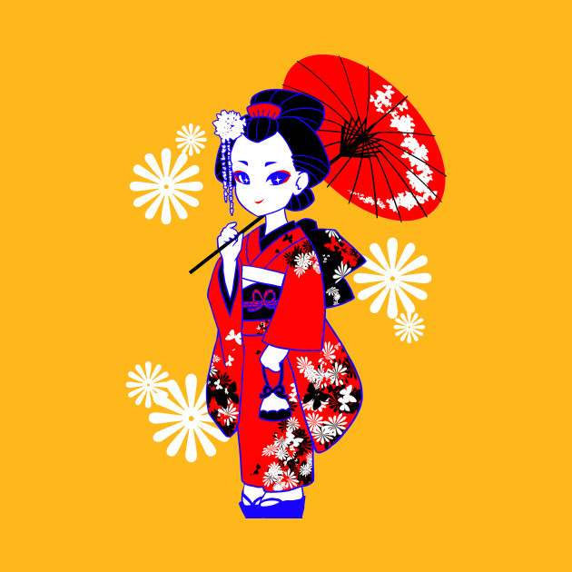 J-POP Geisha