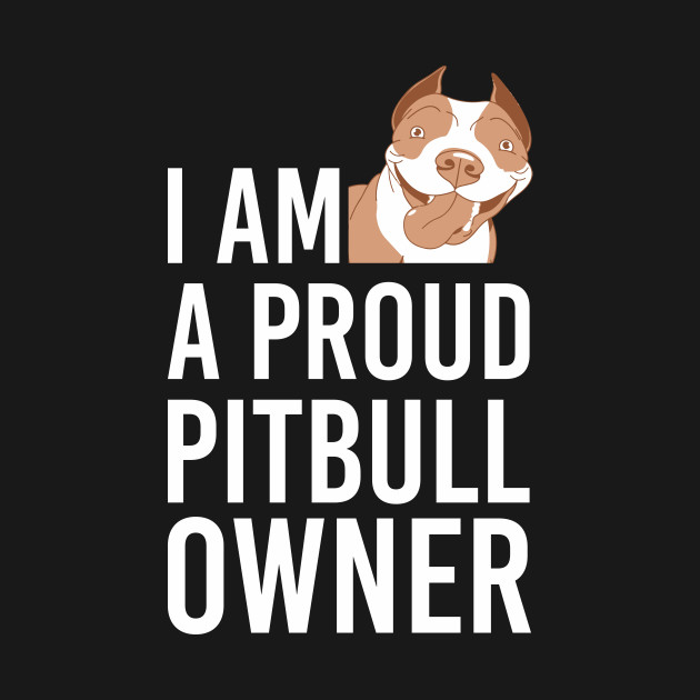 5b1af1faa Pit Bull Shirt, Women, Pitbull Lover Gift, Cute Dog T-shirt, Proud ...