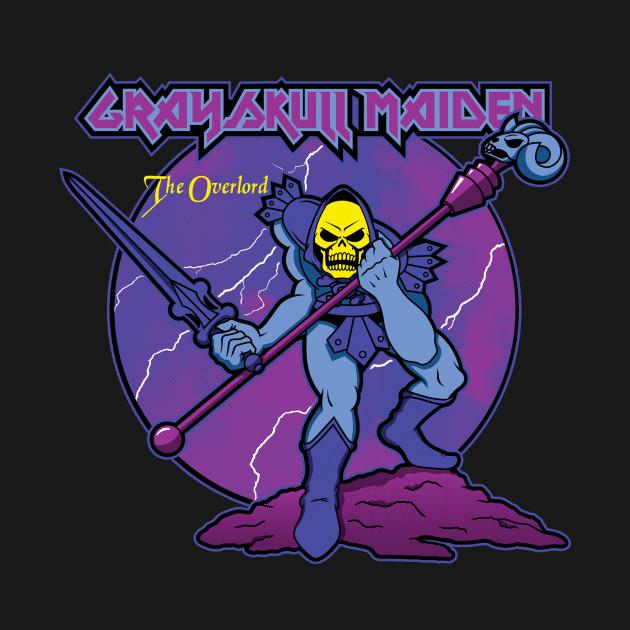 Grayskull Maiden!