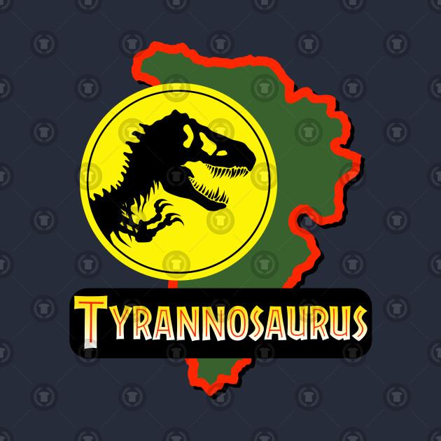 Tyrannosaurus Rex Paddock