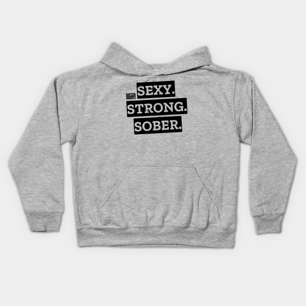 789087b78 Black Sexy Strong Sober Lifestyle Sobriety Women - Sexy Strong And ...