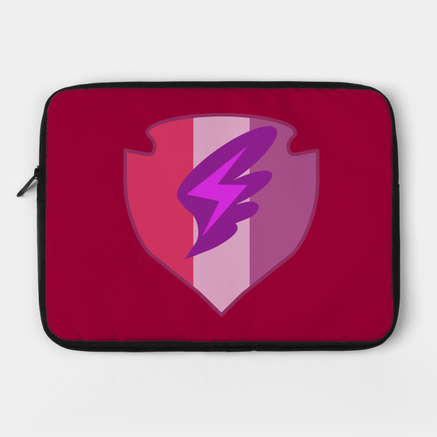 My Little Pony Scootaloo Cutie Mark V2 Cutie Mark Crusaders Laptop Case Teepublic Stand holds the item bend down rest. teepublic