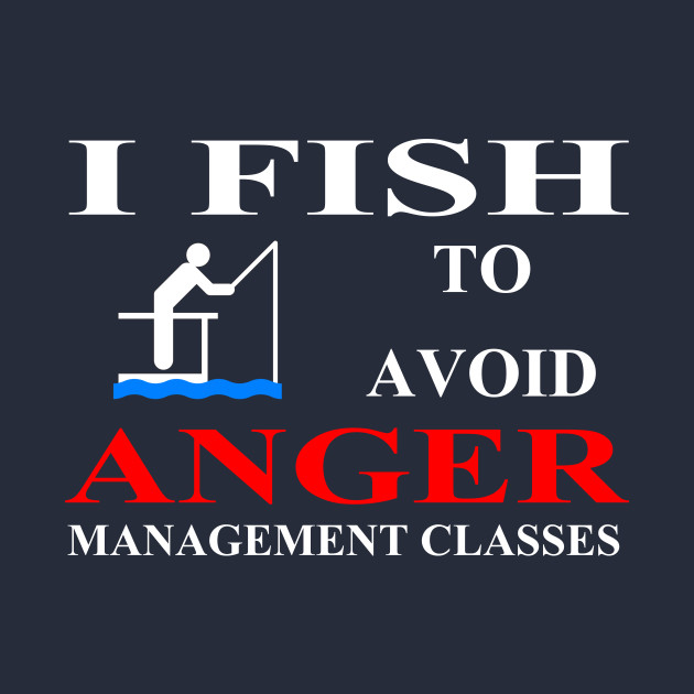 I fish to avoid anger i fish to avoid anger hoodie for Fish to avoid