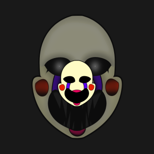 Five nights at Freddy's 2 (The Marionette) t-shirts