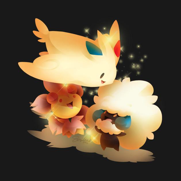 Shiny Monster
