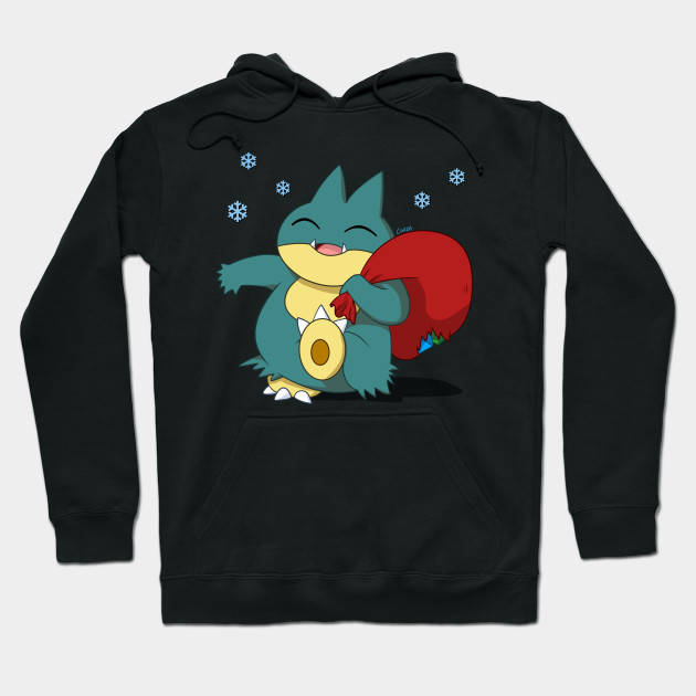 Munchlax Takes Over Christmas