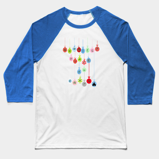 Happiest Place on Earth Baseball T-Shirt