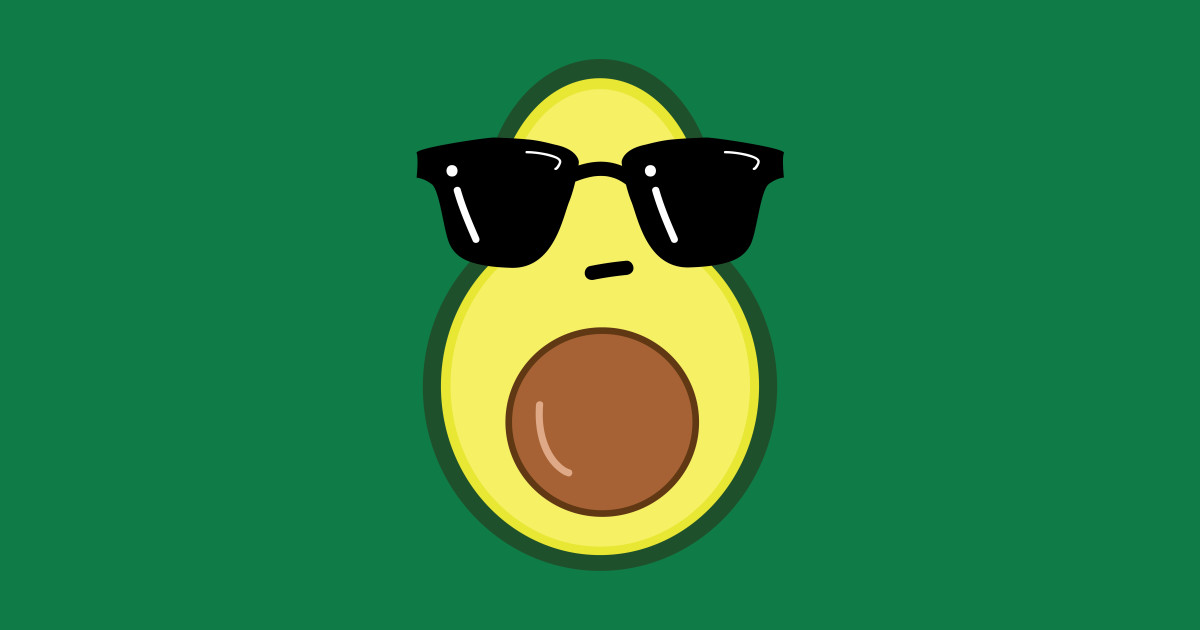 Cool Avocado Pictures