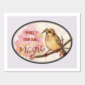 Sparrows wall art teepublic make your own magic wall art thecheapjerseys Image collections