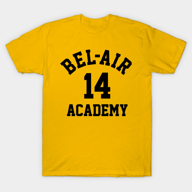 2a9b680c224 Bel-Air Academy  14 Will Smith - Fresh Prince Of Bel Air - T-Shirt ...
