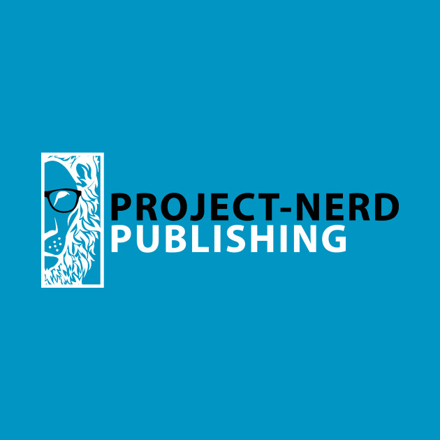 Project-Nerd Publishing Full Logo (Alternate)