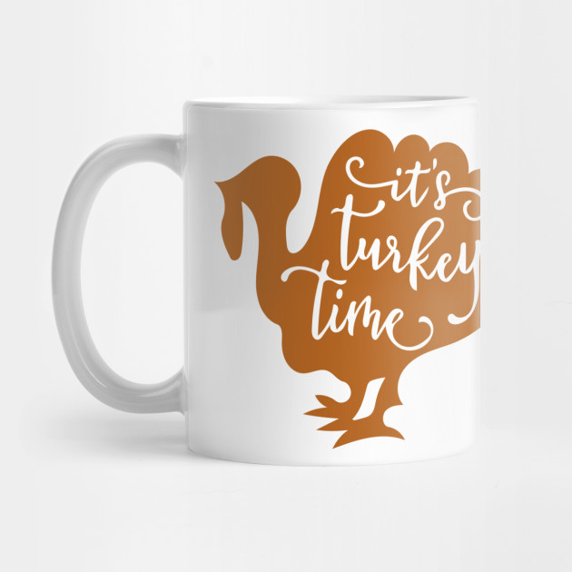 thanksgiving Turkey time Mug