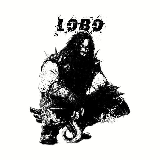 Lobo Silhouette